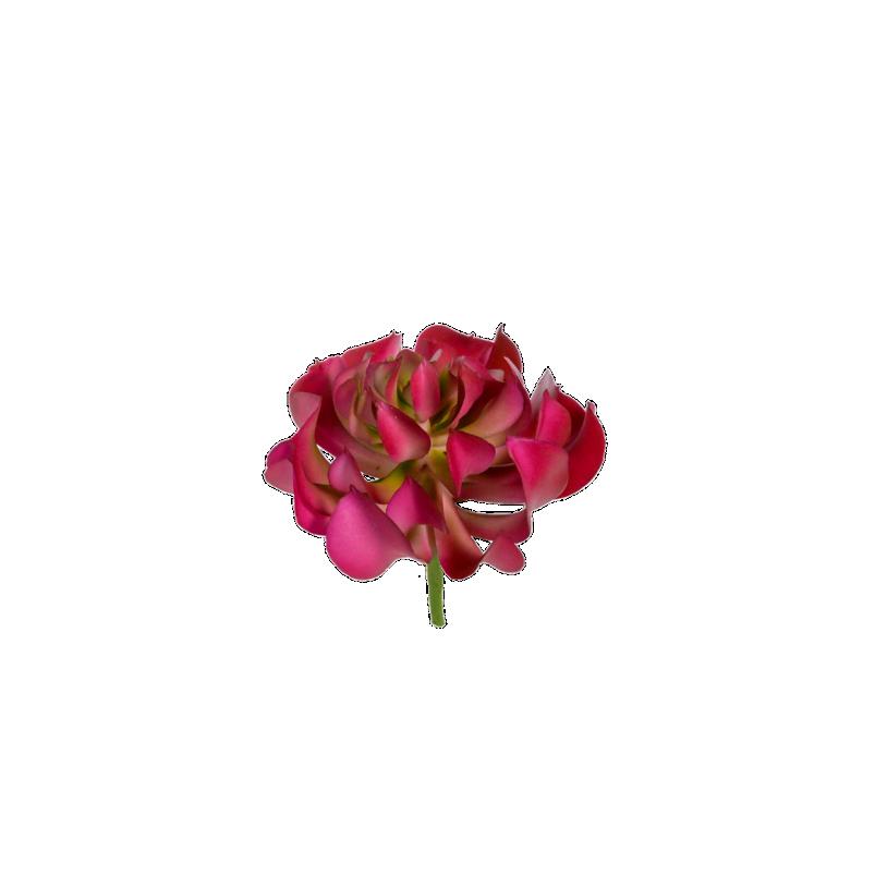 Topsy Turvey Pink 13cm